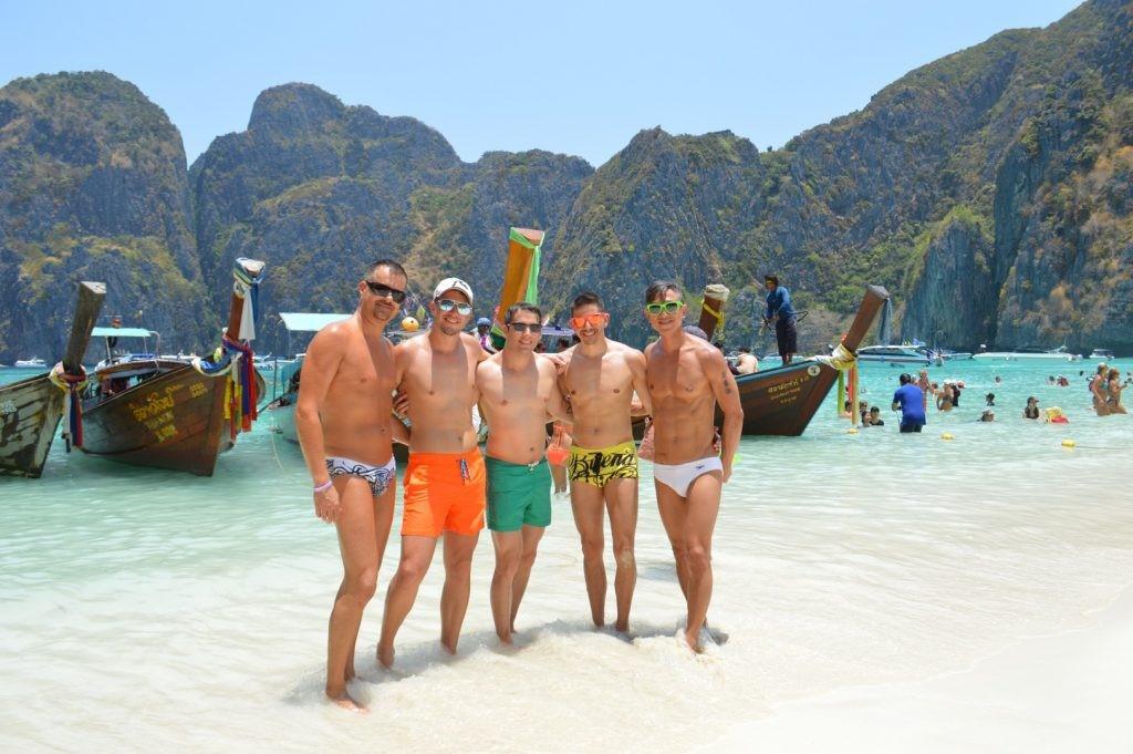 Gay friendly vacation